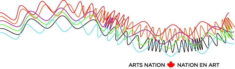 Arts Nation Arts Nation  (Canada is Arts Nation and April is proud to be a part of it!)