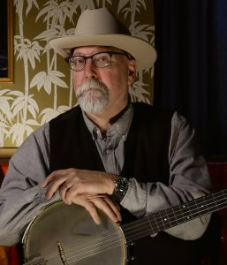 Newberry banjo David Bragger